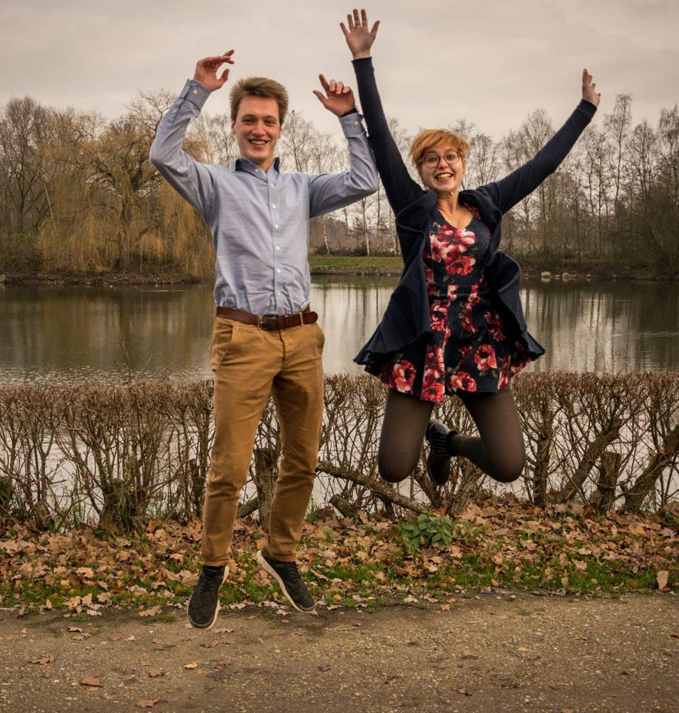Nieuwe uitbaters van Het Prullenbos, trouwe klant van Boekhoudkantoor Karin Beeckman