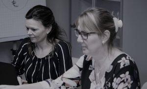 Vergaderen bij Boekhoudkantoor Karin Beeckman