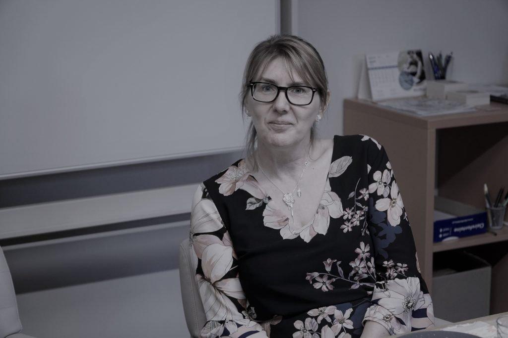 Karin Beeckman, financieel expert en mentor