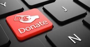 Online giften zijn vanaf nu ook fiscaal aftrekbaar