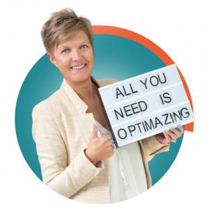 Cathy Tavernier van Optimazing